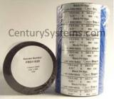 FRD11025-S - GP725 - Wax Thermal Ribbon - 4.33 in X 984 ft - Sold per Roll